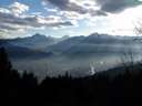 smog over innsbruck