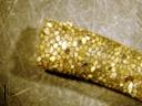 köcher einer köcherfliegenlarve (trichoptera), sehr feine sandkörner || foto details: 2007-02-11, innsbruck, austria, Sony DSC-P93. keywords: amphiesmenoptera