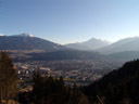 blick &uuml;ber innsbruck