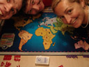 playing risk with anton and sandra