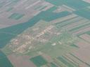 interessante dorfplanung || foto details: 2007-04-08, somewhere over romania, Sony F828.