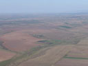view of romania, just prior to landing