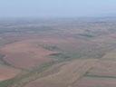 die aussicht über rumänien, kurz vor der landung || foto details: 2007-04-08, somewhere over romania, Sony F828.