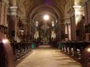 the roman-catholic cathedral, piata unirii. 2007-04-09, Sony F828. keywords: square onirit, onirit platz
