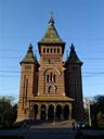 timisoara orthodox cathedral. 2007-04-14, Sony F828.