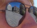 piata victorie, in sebastian's sunglasses. 2007-04-14, Sony F828.