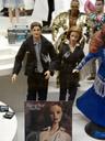 x-files barbie & ken. 2007-05-26, Sony F828. keywords: toy museum hracek prague, spielzeugmuseum hracek prag, barbie, collection johanna steiger