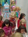 quarantine barbie. 2007-05-26, Sony F828. keywords: toy museum hracek prague, spielzeugmuseum hracek prag, barbie, collection johanna steiger, barbie exhibition
