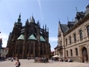 monumental ...monuments: st. vitus cathedral on prague castle