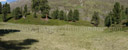 panorama: one of the moors, the swiss pine forest in obergurgl. 2007-06-10, Sony F828.