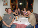 happy birthday anna - stefan, markus, anna, fritz, lisa & anton. 2007-05-16, Sony F828.