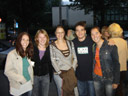 i didn't like the movie too much, but the company was great :-) - sabine, kathrin, lisa, markus, lisi