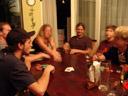 more poker fun - martin, stefan, nicole, philipp, ehrnsi &fritz. 2007-06-20, Sony F828.