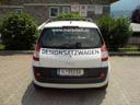 a nice pun in german. 2007-06-22, SonyEricsson K750i. keywords: designsatzwagen