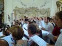 ...with a big choir.... 2007-07-27, SonyEricsson K750i.
