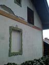 100% burglarproof. 2007-08-07, SonyEricsson K750i. keywords: burglar-proof, zugemauertes fenster, walled up window, masonry