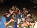 dinner. 2007-09-01, Sony F828.