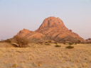 spitzkoppe, just after sunrise