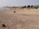 swakopmund beach. 2007-09-02, Sony F828.