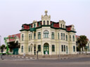 colonial buildings, swakopmund. 2007-09-03, Sony F828.