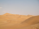 the golden dunes near swakopmund