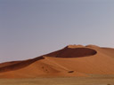 a typical dune at sossusvlei