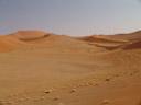 dune landscape at sossusvlei
