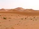 the dunes around sossusvlei. 2007-09-05, Sony F828.