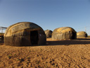 matjies huts - traditional nama dwellings