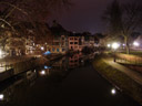 strasbourg at night. 2008-02-21, Sony F828.