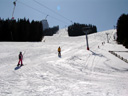 the ski-region at mutterer alm