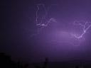 flashes of lightning in tirol. 2008-07-29, Sony F828.