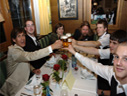 herbert & margret's wedding: fabio, mathias, ?, holger, bene, david and elias
