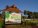 welcome to samui airport
