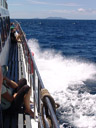 heading for koh tao. 2008-08-21, Sony F828.