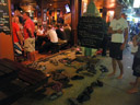 the thai custom of taking off your shoes before entering a room even apply to irish pubs