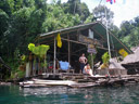 tonetuey floating bamboo guesthouse