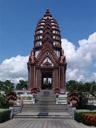 city pillar shrine. 2008-09-03, Sony F828.