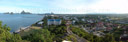 panorama: the view from mirror mountain (khao chong krachok)