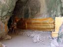giant lying buddha, khan kradi cave. 2008-09-04, Sony F828.