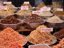 dried seafood, fish market