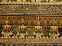 detail of phra mondop