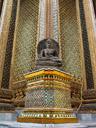 a corner of phra mondop. 2008-09-09, Sony F828. keywords: grand palace, wat phra kaew, wat phra sri rattana satsadaram