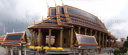 panorama: temple of the emerald buddha