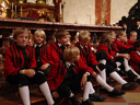wilten choir boys have a break