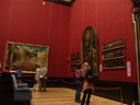 exhibition room, kunsthistorisches museum vienna