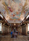 library, melk abbey