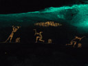 multimedia show in one of the bigger caves. 2008-09-25, Sony F828. keywords: salt worlds, salzwelten hallstatt