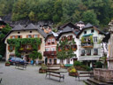 marktplatz (town square), hallstatt