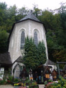 the bone house (ossuary) in hallstatt